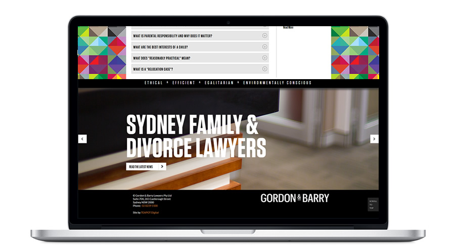Gordon & Barry Lawyers