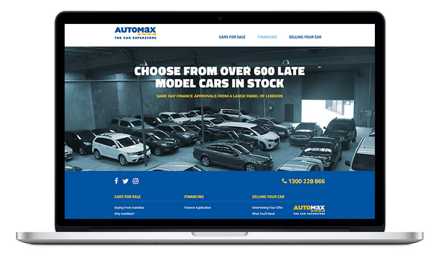 AutoMax - The Car Superstore